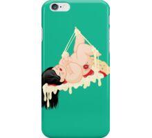 Italian lust: pizza iPhone Case/Skin