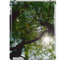 Rays Through the Branches iPad Case/Skin