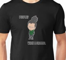 "Shikamaru ""What a drag"" Unisex T-Shirt"