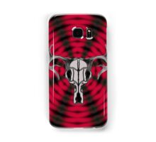 Venison on Tye Dye Samsung Galaxy Case/Skin