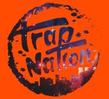 Trap Nation Galaxy Kids Tee