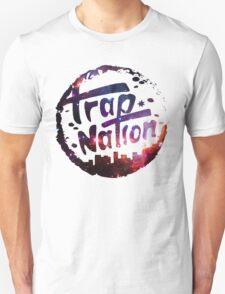 Trap Nation Galaxy Unisex T-Shirt