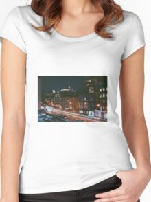West Village  Women's Fitted Scoop T-Shirt