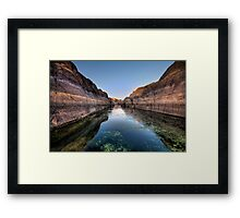 Two Big Framed Print
