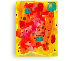Creative Energy Canvas Print
