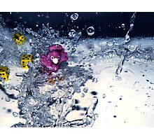 Water fun Photographic Print