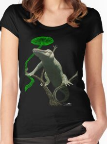 gator Women's Fitted Scoop T-Shirt