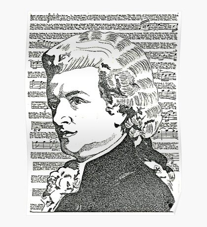 The Mozart  Effect Poster