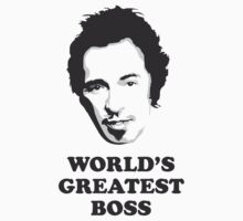 World's Greatest Boss by Matt Owen