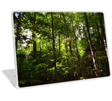 Forest // Silent In The Trees Laptop Skin