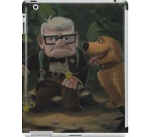 UP Dug Russell Kevin Carl UP Characters Movie iPad Case/Skin
