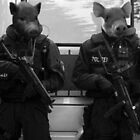 Pigs Of The Police State by ☼Laughing Bones☾