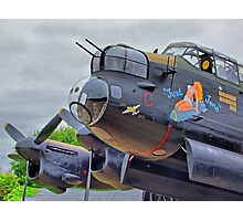 Just Jane ! - HDR Photographic Print