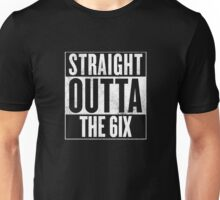 Straight Outta The 6ix Unisex T-Shirt