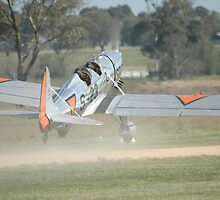 Ryan STM Take-off, Melton Airshow 2010 by muz2142