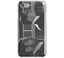 Gecko Brothers iPhone Case (black & white) iPhone Case/Skin
