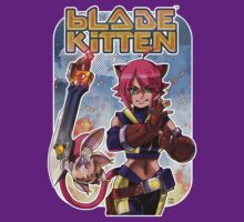 Blade Kitten: Bring it on by Steve Stamatiadis