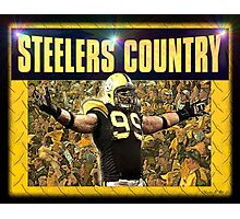 """Steelers Country"" Photographic Print"