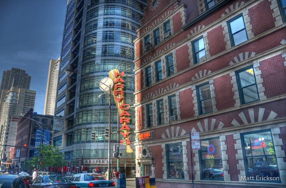 Harry Caray's, Chicago by Matt Erickson