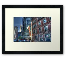 Harry Caray's, Chicago Framed Print