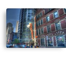 Harry Caray's, Chicago Canvas Print