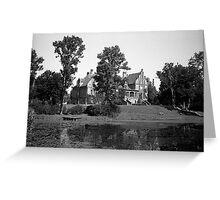 Jaunmoku Pils (i) | Jaunmoku Palace (i) Greeting Card