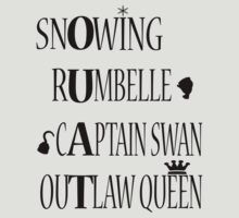 OUAT Ships (Black Text) by pooredith