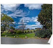 Tasmanian countryside Poster