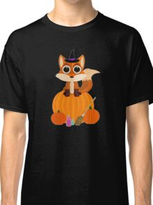 Halloween Fox Classic T-Shirt