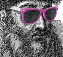 Cool Johannes Gutenberg Sticker