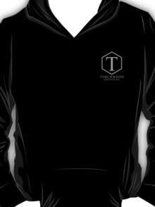 Torchwood Light Gray Classic Logo and Name T-Shirt