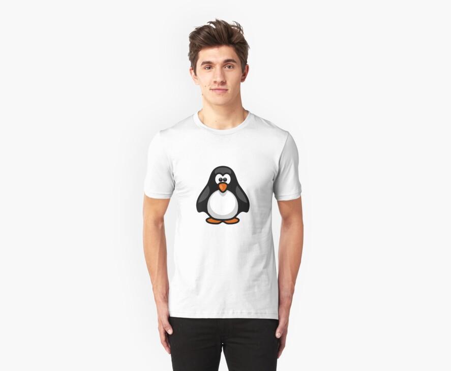 Penguin by rcvan
