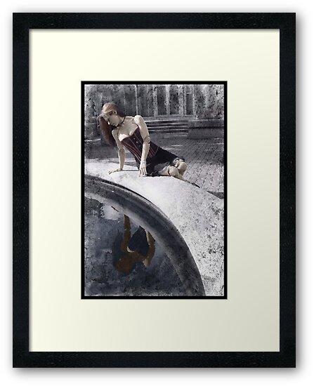 Gothic Photography Series 200 by Ian Sokoliwski