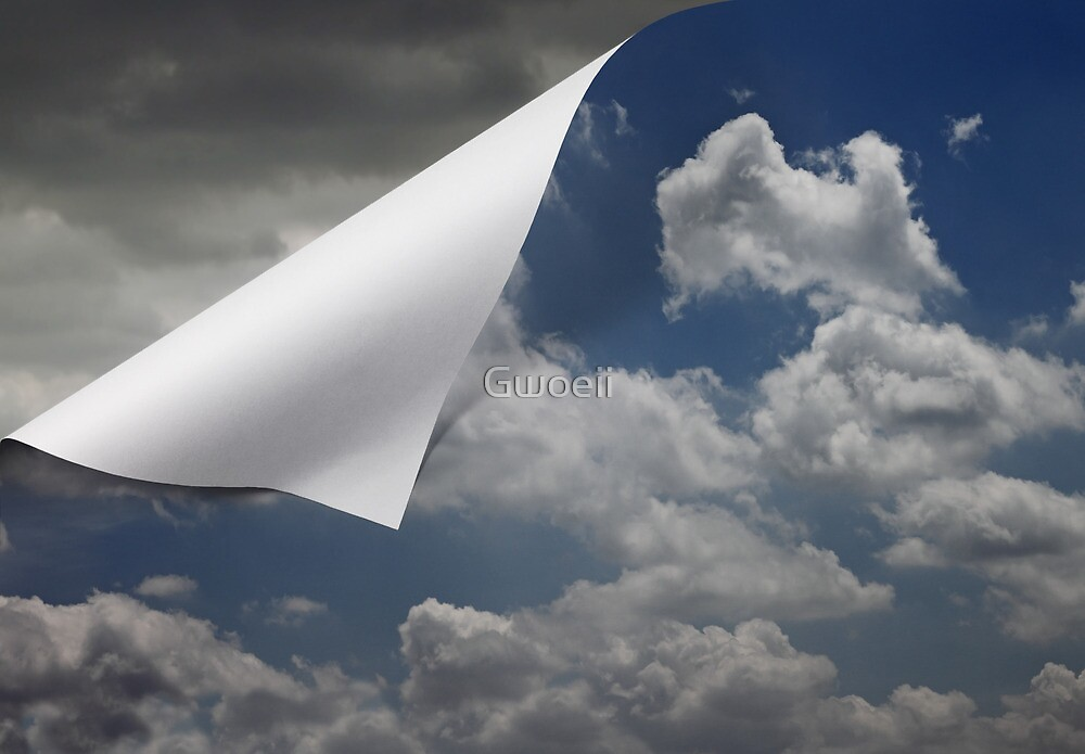 Unfolding Weather by Gwoeii
