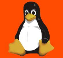 Tux the Penguin Kids Tee