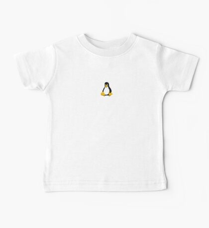 Tux the Penguin Baby Tee
