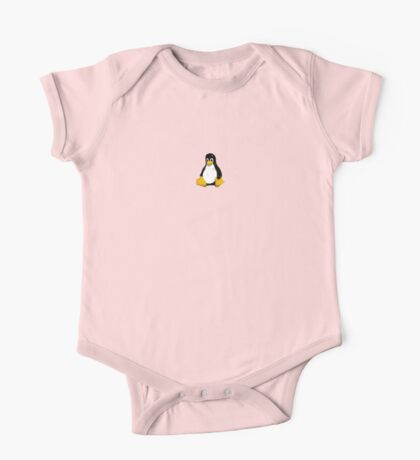 Tux the Penguin One Piece - Short Sleeve