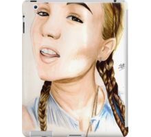 Niykee Heaton Colored Pencil Drawing iPad Case/Skin