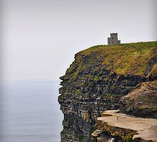 Cliffs of Moher by Patrick Jones