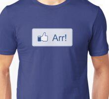 Arr! Unisex T-Shirt