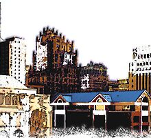 The Low Down On High Rises  by ☼Laughing Bones☾