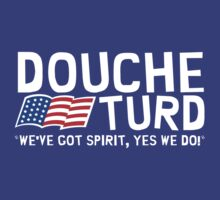 Vote Douche and Turd 2012 by trekvix