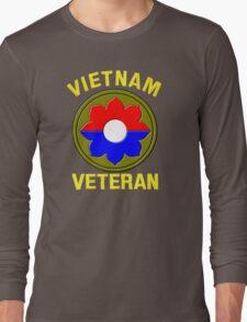 9th Infantry Division (Vietnam Veteran Long Sleeve T-Shirt