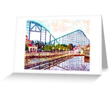 """Kennywood Park"" Greeting Card"