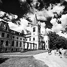 Stāmeriena (Stomersee) Manor by Roberts Birze