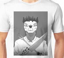 Lizard Chef Unisex T-Shirt