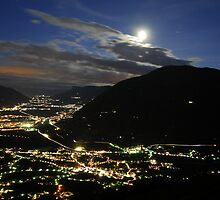 Night Scene by ninesmith33