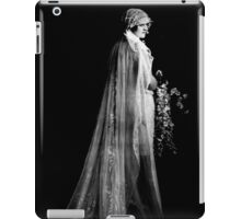 The Vintage Wedding Gown  iPad Case/Skin