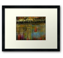 Heart of Bayou Country Framed Print