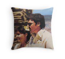 Wedding at the Grand Canyon Throw Pillow